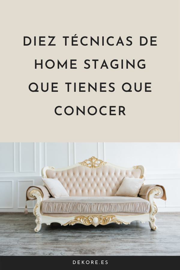 post tecnicas home staging